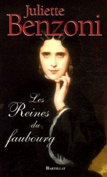 Les Reines du Faubourg, Juliette Benzoni