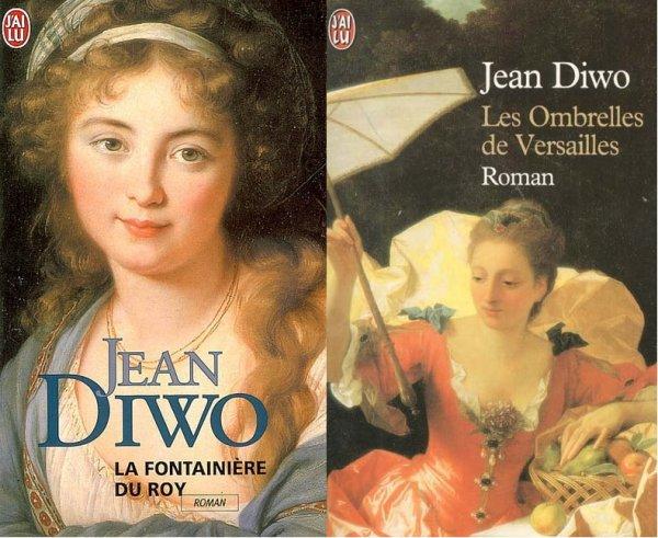La Fontainière du Roy, Jean Diwo