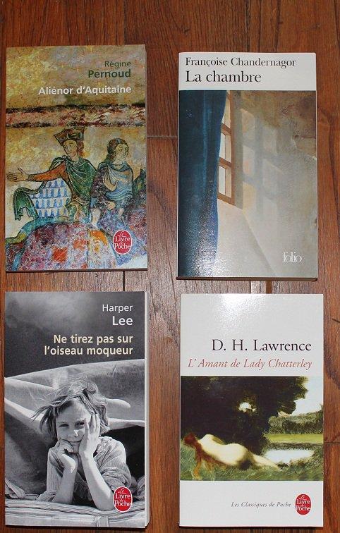 In My Mail Box VII - Juillet 2012
