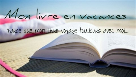 Challenge Mes Livres en Vacances