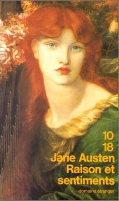 Raison et Sentiments, Jane Austen