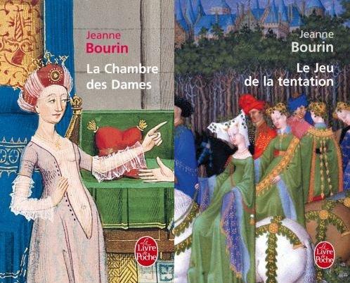 La Chambre des Dames, Jeanne Bourin