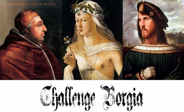 Challenge Borgia