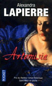 Artemisia, Alexandra Lapierre