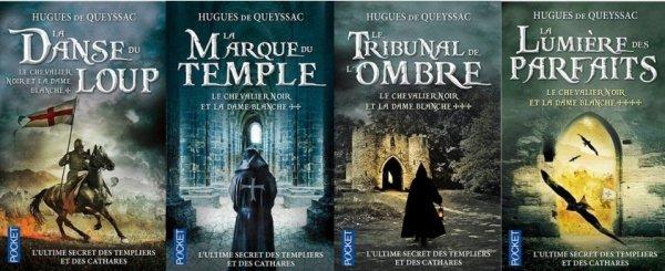Le Chevalier Noir et la Dame Blanche, Hugues de Queyssac