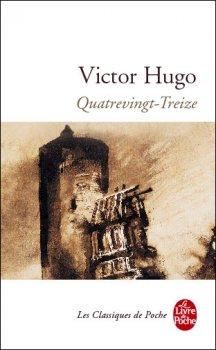 QuatreVingt-Treize, Victor Hugo