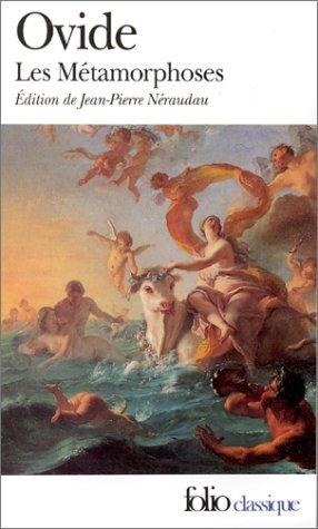 Les Métamorphoses, Ovide