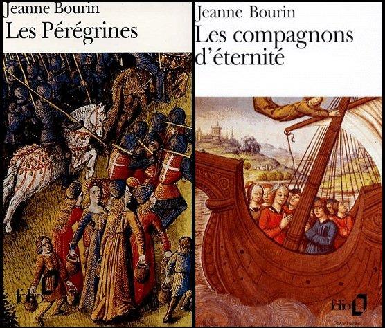 Les Pérégrines, Jeanne Bourin