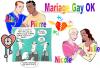 Mariage pour tous!!!