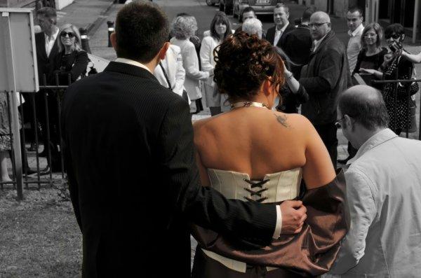 premier anniversaire de mariage