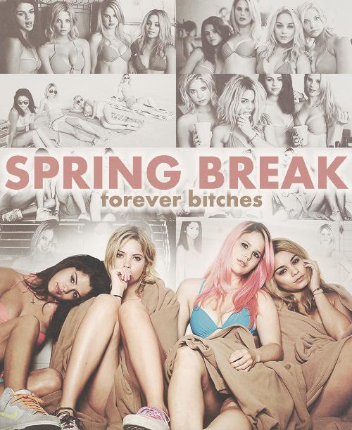. Spring Breakers.