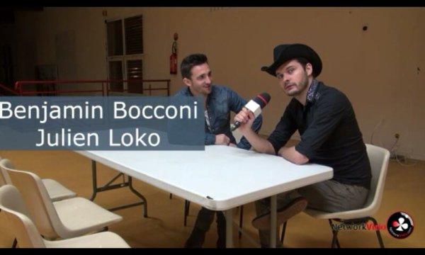Interview de Julien et Benjamin