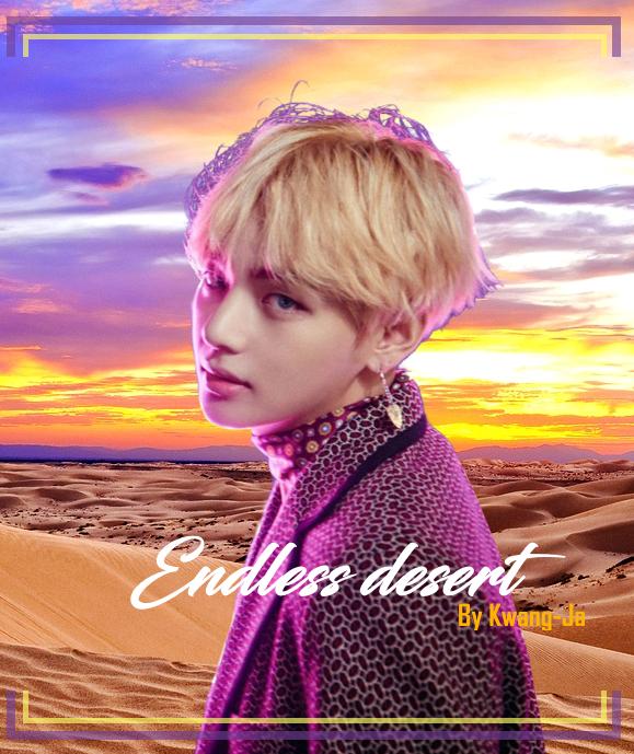 Fiction : Endless desert