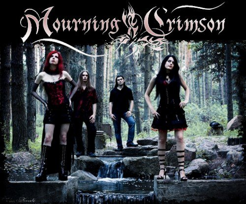 ~ Mourning Crimson ~