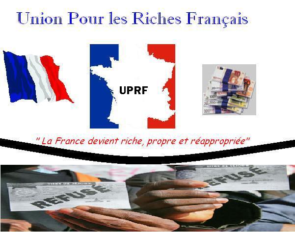 Union Pour les Riches Français.