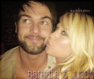 † Barbara & Justin †