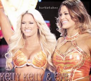 † Kelly Kelly & Eve †