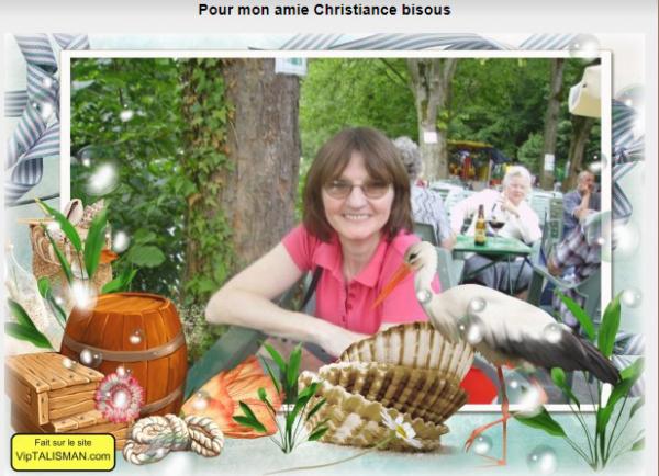 Cadeau de mon amie blogueuse ( capucine55500 ) Marie-Thérèse.