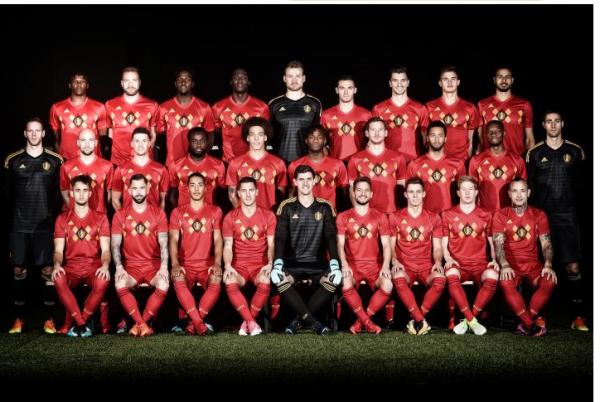 Chouette. Les diables rouges ( équipe de foot de Belgique ) ont gagnés la petite finale en terminant 3 ème du mondial en Russie 2018