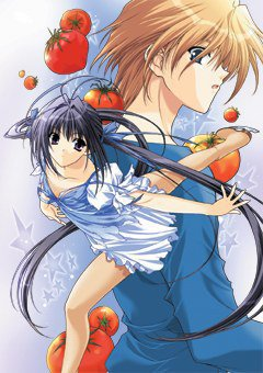 Giban Kaleidoscope... ...un manga avec plein d'humour.