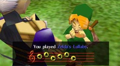 Berceuse de Zelda