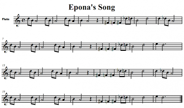 Chant d'Epona