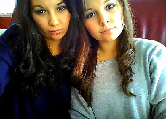 My twin..