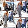 Le 2 Septembre 2011 - Blake a été aperçut dans les rues de New York entrain de promener son chien, Penny.