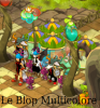 Ze-Team au Blop Multicolore Royal