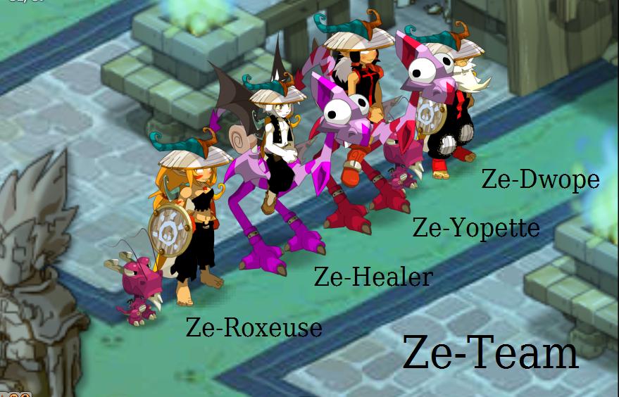 Ze-dofus