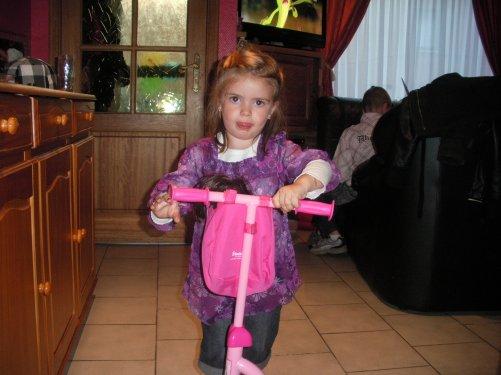 le 25 septembre 2010 anniversaire de ma filleule