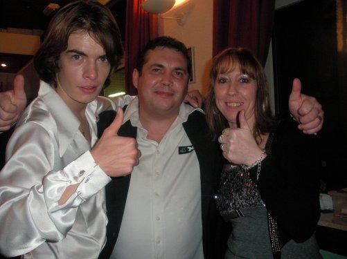 le 6 novembre 2010 à gilly ludo  cloclo titi et fafa