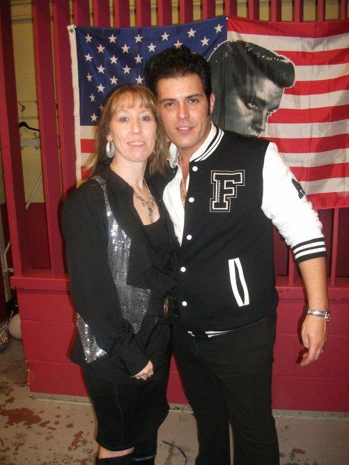 12-11-2011 à chapelle lez hairlemont  anniversaire d'elvis jr