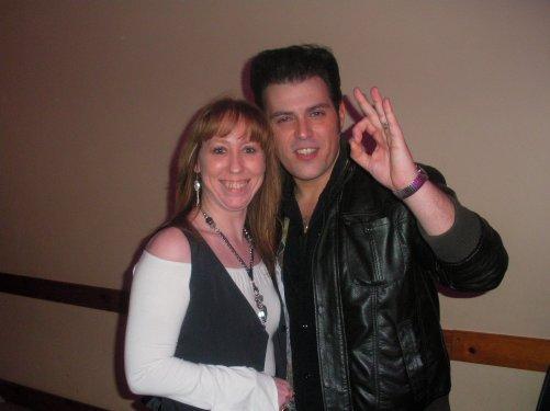 le 5 mars 2011 à wanfercé baulet  elvis jr