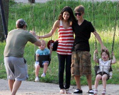 chapitre 10  , Non pas les deux ! Justin c'est des choses qui arrive l'essentielle c'est quelle aille bien ...
