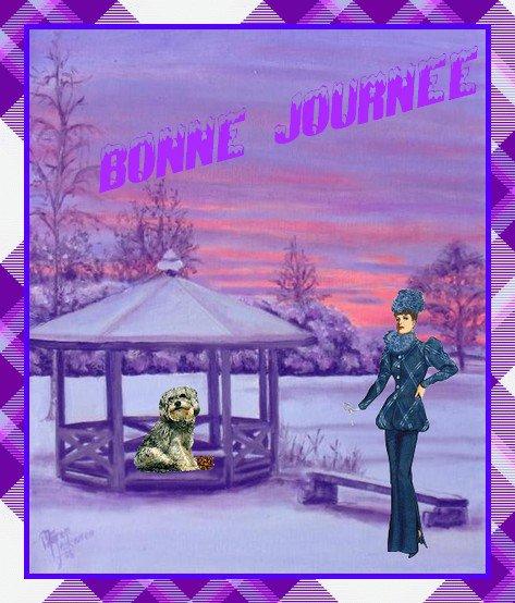 BONNE JOURNEE MES AMIS