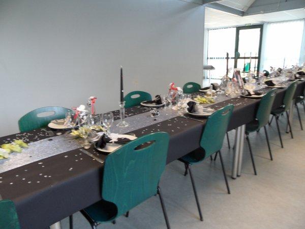 ENSEMBLE DE LA TABLE