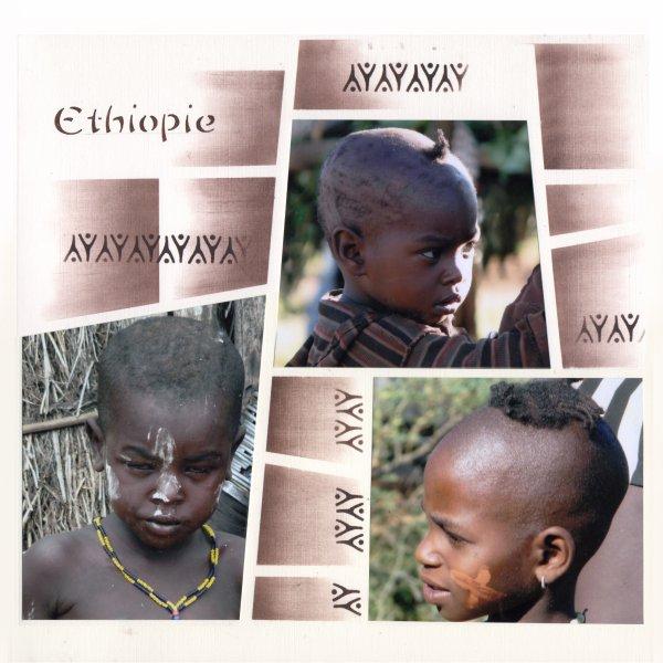 ENFANT D ETHIOPIE