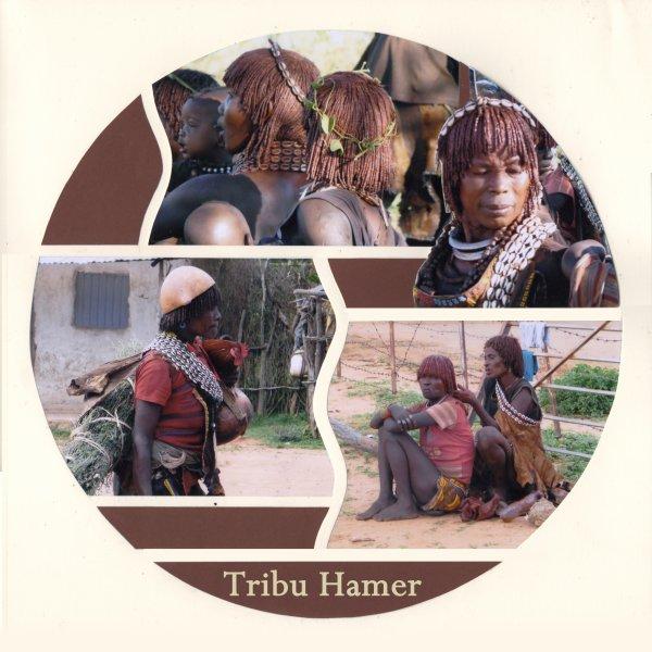PEUPLE HAMER ETHIOPIE