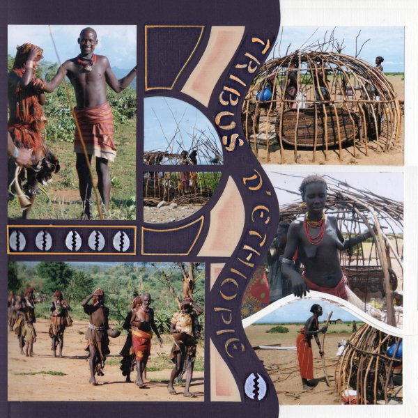 PAGE MULTIPLE : TRIBUS ETHIOPIE.........DEVANT