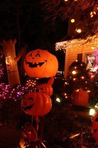 Halloween... c'est demain !!