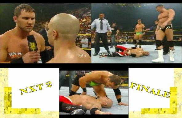 McGuillicutty (Joe Hennig) de la NXT ^^ (saison 2)