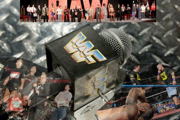 "RAW was ""old school"" !"