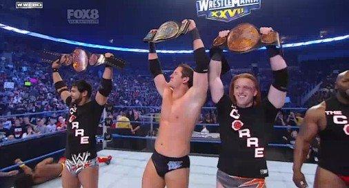 Wade Barrett est intercontinental champion !