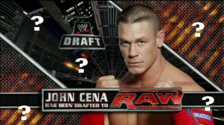 WWE draft 2011 !