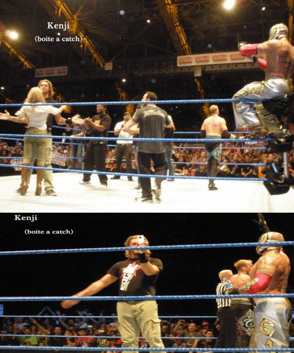 WWE revenge Tour : Smackdown à Lyon le 24 Avril