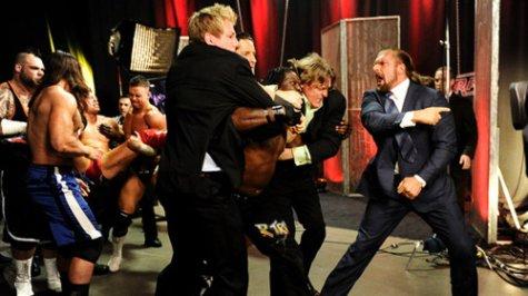 Quand la WWE devient du n'importeNawak !