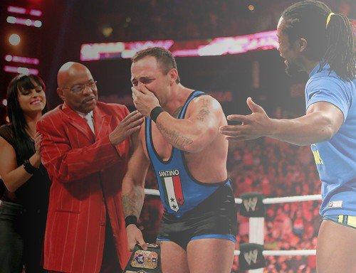 Mes moments préférés du raw du 5 mars 2012.