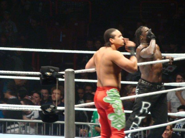 Show à bercy (20 avril 2012)