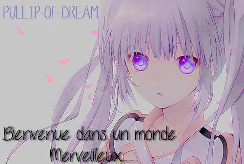 Le commencement d'un rêve sans fin...